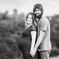 lena & jake maternity photos