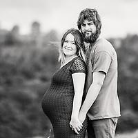 lena & jake maternity photos