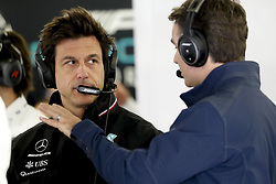 October 27, 2018 - Mexico-City, Mexico - Motorsports: FIA Formula One World Championship 2018, Grand Prix of Mexico, .Toto Wolff (AUT, Mercedes AMG Petronas Motorsport) (Credit Image: © Hoch Zwei via ZUMA Wire)