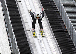 03.02.2019, Energie AG Skisprung Arena, Hinzenbach, AUT, FIS Weltcup Ski Sprung, Damen, im Bild Aleksandra Barantceva (RUS) // Aleksandra Barantceva (RUS) during the woman's Jump of FIS Ski Jumping World Cup at the Energie AG Skisprung Arena in Hinzenbach, Austria on 2019/02/03. EXPA Pictures © 2019, PhotoCredit: EXPA/ Reinhard Eisenbauer