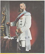 Frederick III (1831-1888) Emperor of Germany 1888.  He married Victoria, Princess Royal of Britain and eldest child of Queen Victoria.