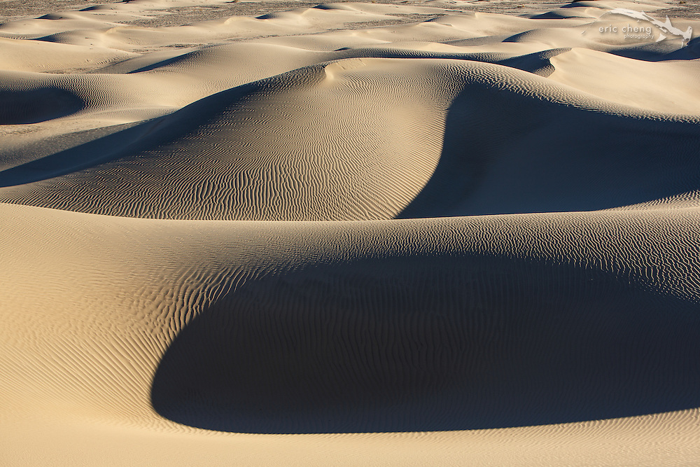Mesquite Dunes, Death Valley, California
