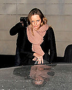 16.JANUARY.2012 LONDON<br /> <br /> STELLA MCCARTNEY ENJOYS A NIGHT OUT TO CHINA TANG IN CENTRAL LONDON TO CELEBRATE KATE MOSS' 38TH BIRTHDAY.<br /> <br /> BYLINE: EDBIMAGEARCHIVE.COM<br /> <br /> *THIS IMAGE IS STRICTLY FOR UK NEWSPAPERS AND MAGAZINES ONLY*<br /> *FOR WORLD WIDE SALES AND WEB USE PLEASE CONTACT EDBIMAGEARCHIVE - 0208 954 5968*