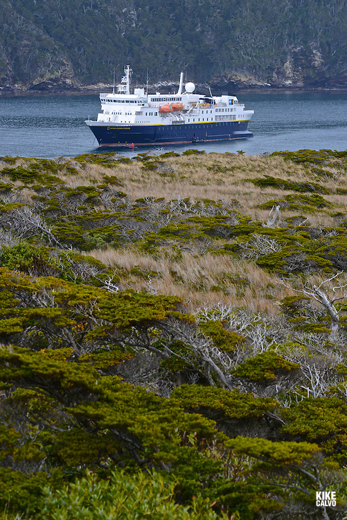 National Geographic / Lindblad Explorer. Administered as part of the Argentine province of Tierra Del Fuego, Staten Island has been off limits to tourism since 1923 when it was decreed a Natural reserve for Fur seals. This was the first time a foreign-flagged vessel in history sailed into the protected areas and around the Island.