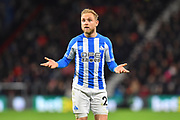 Alex Pritchard (21) of Huddersfield Town during the Premier League match between Bournemouth and Huddersfield Town at the Vitality Stadium, Bournemouth, England on 4 December 2018.