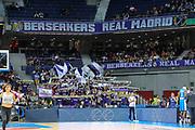 DESCRIZIONE : Eurolega Euroleague 2014/15 Gir.A Real Madrid - Dinamo Banco di Sardegna Sassari<br /> GIOCATORE : Berserkers Real Madrid<br /> CATEGORIA : Tifosi Ultras Spettatori Pubblico<br /> SQUADRA : Real Madrid<br /> EVENTO : Eurolega Euroleague 2014/2015<br /> GARA : Real Madrid - Dinamo Banco di Sardegna Sassari<br /> DATA : 05/11/2014<br /> SPORT : Pallacanestro <br /> AUTORE : Agenzia Ciamillo-Castoria / Luigi Canu<br /> Galleria : Eurolega Euroleague 2014/2015<br /> Fotonotizia : Eurolega Euroleague 2014/15 Gir.A Real Madrid - Dinamo Banco di Sardegna Sassari<br /> Predefinita :