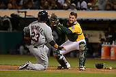 20140331 - Cleveland Indians @ Oakland Athletics