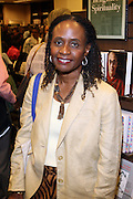 "Brenda Green at the reading of ' Letters from Black America "" A Dramatic Reading with Editor Pamela Newkirk and actors Ruby Dee and Anthony Chisholm held at Barnes & Noble at 82nd Street on July 15, 2009 in New York City"