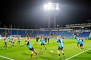 SINT PETERSBURG - 28-09-2016, Zenit - AZ, training en persconferentie, Petrovskiy Stadion, overzicht, AZ speler Wout Weghorst