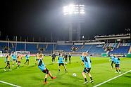 Zenit - AZ aankomst training