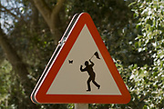 Humorous Traffic Signs erected by Doñana Biological Station.<br /> Doñana National & Natural Park. Huelva Province, Andalusia. SPAIN<br /> 1969 - Set up as a National Park<br /> 1981 - Biosphere Reserve<br /> 1982 - Wetland of International Importance, Ramsar<br /> 1985 - Special Protection Area for Birds<br /> 1994 - World Heritage Site, UNESCO.<br /> The marshlands in particular are a very important area for the migration, breeding and wintering of European and African birds. It is also an area of old cultures, traditions and human uses - most of which are still in existance.<br /> <br /> Mission: Iberian Lynx, May 2009<br /> © Pete Oxford / Wild Wonders of Europe<br /> Zaldumbide #506 y Toledo<br /> La Floresta, Quito. ECUADOR<br /> South America<br /> Tel: 593-2-2226958<br /> e-mail: pete@peteoxford.com<br /> www.peteoxford.com