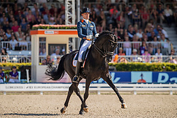 Minderhoud Hans Peter, NED, Glock's Dream Boy<br /> European Championship Dressage<br /> Rotterdam 2019<br /> © Hippo Foto - Dirk Caremans