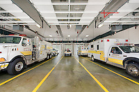Interior Image of the Middleburg VA Fire Station by Jeffrey Sauers of Commercial Photographics, Architectural Photo Artistry in Washington DC, Virginia to Florida and PA to New England