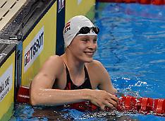 20150626 Baku 2015 European Games - Svømning - Julie Kepp Jensen vinder bronze i 50 meter fri
