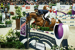 Kuhner Max, (GER), Electric Touch<br /> Longines FEI World Cup Final 1 - Goteborg 2016<br /> <br /> © Hippo Foto - Dirk Caremans<br /> 25/03/16