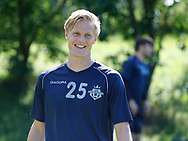 FODBOLD: Thomas Dalgaard under træningen hos FC Helsingør den 4. juli 2017.. Foto: Claus Birch