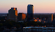 View from Patterson Office Tower on Tuesday September 26, 2017 in Lexington, Ky. Photo by Mark Cornelison /UKphoto