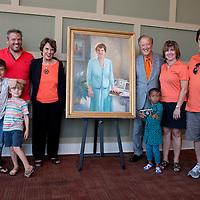 Pat Barker Portrait Unveiling