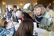 20160411, Monday, April 11, 2016, Quincy, MA, USA;  Annual Lovely Ladies Spring Social dinner to benefit My Brother's Keeper of Easton MA held at Granite Links Golf Club in Quincy MA on Monday evening April 11, 2016. The annual fundraiser is an all-female gathering save for My Brother's Keeper co-founder Jim Orcutt along with My Brother's Keeper president Erich Miller and Mission Advancement Director Vin Shea who joined the festivities.<br /> <br /> ( 2015 &copy; lightchaser photography )
