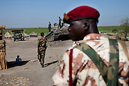 South Sudan Border: Oil and Guns