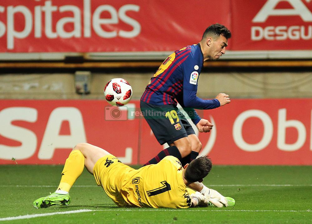 صور مباراة : كولتورال ليونيسا - برشلونة 0-1 ( 31-10-2018 ) كأس ملك إسبانيا 20181031-zaa-a181-033
