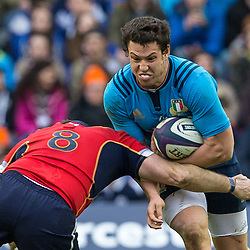 Scotland v Italy | Six Nations | 28 February 2015