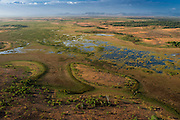 Flooded Savanna <br /> Rupununi<br /> GUYANA<br /> South America