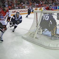 20080504: Ice Hockey - IIHF World Championship, Canada vs Latvia, Halifax, Canada