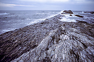 Tukerman Rocks, Newport, R.I.