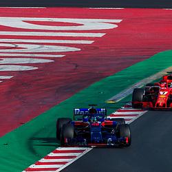 Formula One Test Barcelona 2018