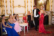ASYA KOSHKARBAYEVA; ALENA KERESHUN; NATALIA ZHIGULINA; JOLANTA PETREVIC; ILONA BAVKINA; NINA SOFONOVA; ALEXANDER SUSCHENKO; NINA SAFONOVA, The 20th Russian Summer Ball, Lancaster House, Proceeds from the event will benefit The Romanov Fund for RussiaLondon. 20 June 2015