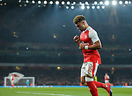 Arsenal v Reading - EFL Cup 4th Round - 25/10/2016