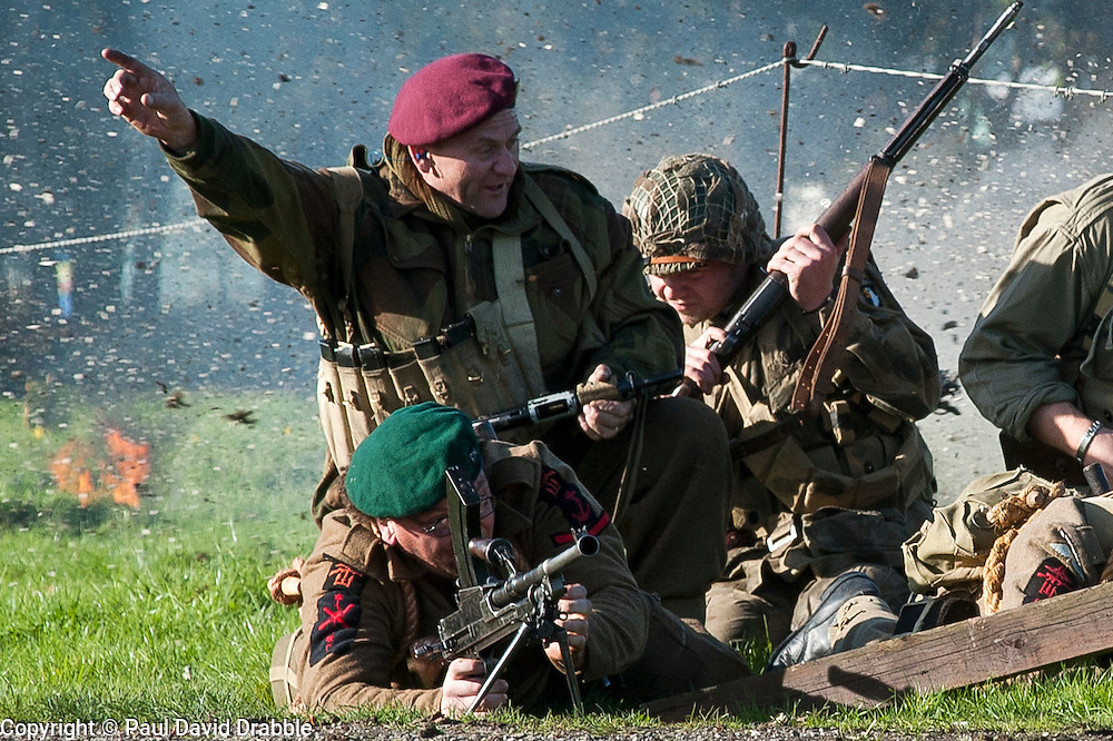 Pickering Showground War Time Weekend<br /> 11/12 October 2014<br /> Image &copy; Paul David Drabble <br /> www.pauldaviddrabble.co.uk