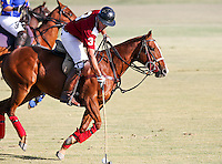 Temecula Valley Polo Club and Kingscliff Polo participate in a charity polo event benefiting Art's Connection at Galway Downs.  Image Credit: Amanda Schwarzer