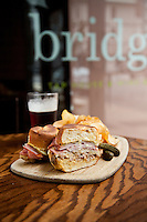 Cuba (Missouri) Sandwich at Bridge Tap House and Wine Bar