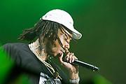 Rap icon Wiz Khalifa rocks the Honda Stage Saturday Night at music Midtown.