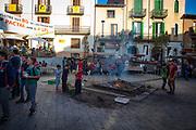 Fira de la Castanya de Viladrau - Chestnut fair in Viladrau, Catalonia.