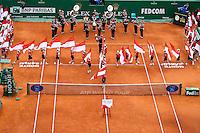 Ceremonie d'ouverture - 19.04.2015 - Tournoi de Monte Carlo 2015 - Masters 1000 <br />Photo : Serge Haouzi / Icon Sport