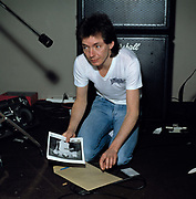 Bruce Foxton - The Jam 1980 London concert -  The Jam soundcheck - live in London 1980