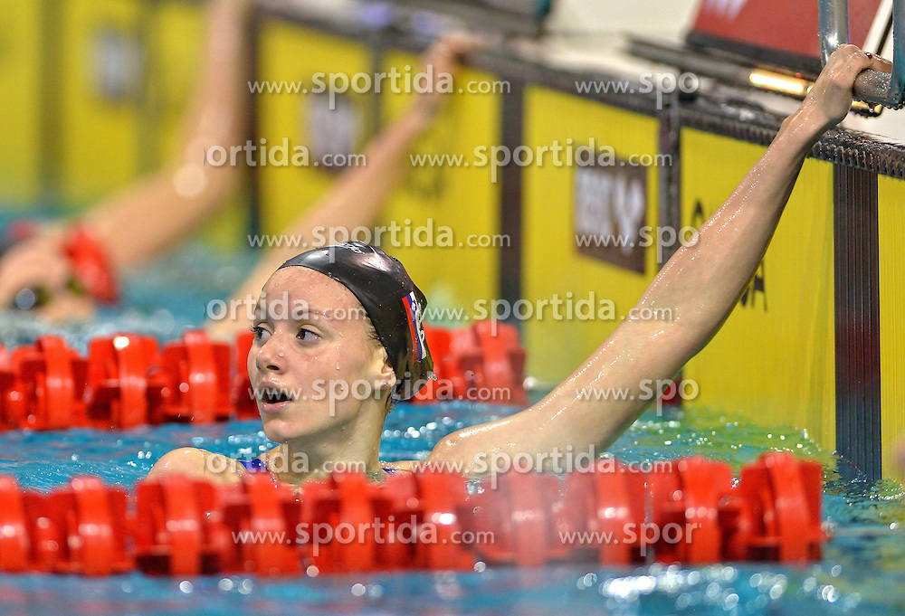 04-04-2015 NED: Swim Cup, Eindhoven<br /> Gaja Natlacen SLO, 400m freestyle<br /> Photo by Ronald Hoogendoorn / Sportida
