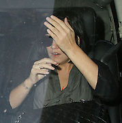 22.APRIL.2010. LONDON<br /> <br /> LILY ALLEN OUT AND ABOUT IN LONDON TRYING TO HIDE HER FACE.<br /> <br /> BYLINE: EDBIMAGEARCHIVE.COM<br /> <br /> *THIS IMAGE IS STRICTLY FOR UK NEWSPAPERS AND MAGAZINES ONLY*<br /> *FOR WORLD WIDE SALES AND WEB USE PLEASE CONTACT EDBIMAGEARCHIVE - 0208 954 5968*