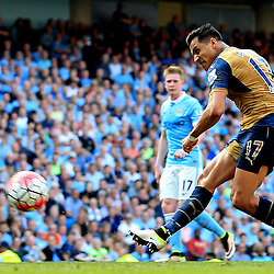 Manchester City v Arsenal