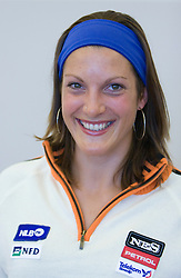 Petra Robnik of Slovenian Alpine Ski Team before new season 2008/2009, on Septembra 25, 2008, Ljubljana, Slovenia. (Photo by Vid Ponikvar / Sportal Images)