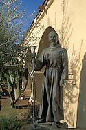 Mission Santa Ynez, Est. 1804 near Solvang, Santa Barbara County, California