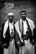 "The Yemeni ornamental knife - ""Jambiya"""