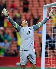 Hamilton-Football, Under 20 World Cup, Brazil v Portugal