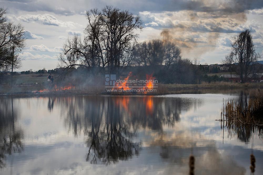 chatfield burn