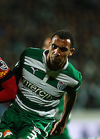 Turkey superleague football match between Bursaspor and Galatasaray at Ataturk Stadium in Istanbul. 02.02.2013.Match Scored: Bursaspor 1 - Galatasaray 1.Pictured: Anton Ferdinand of Bursaspor.