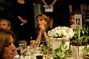 SARAH DUCHESS OF YORK, The Ormeley dinner in aid of the Ecology Trust and the Aspinall Foundation. Ormeley Lodge. Richmond. London. 29 April 2009