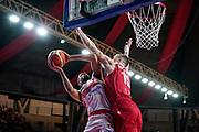 Scrubb Thomas<br /> Openjobmetis Varese - A X Armani Exchange Milano<br /> Openjobmetis Varese - <br /> Basket Serie A LBA 2018/2019<br /> Varese 03 January 2017<br /> Foto Mattia Ozbot / Ciamillo-Castoria